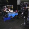 Bildregie hinter der Bühne