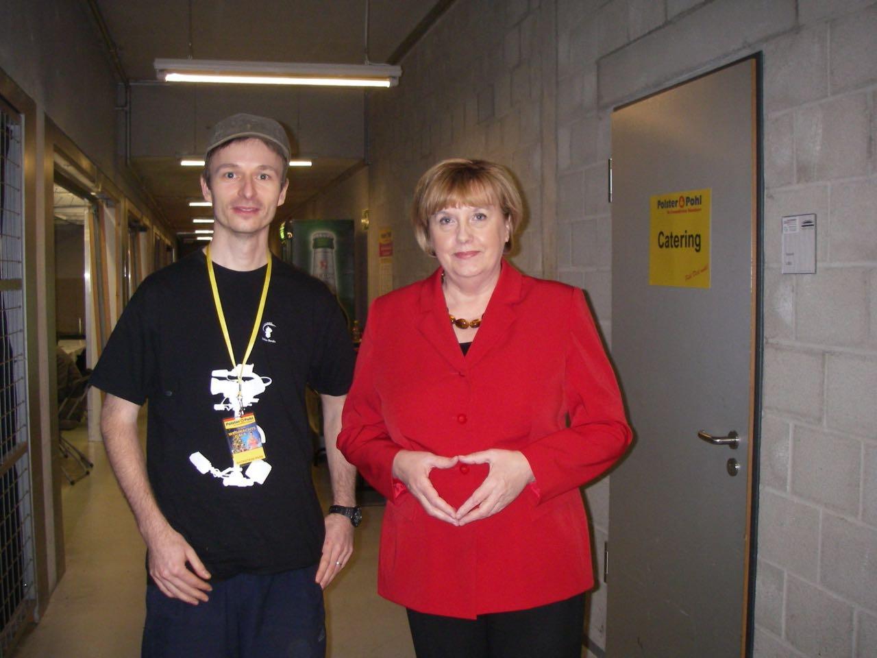 Die Merkel-Raute