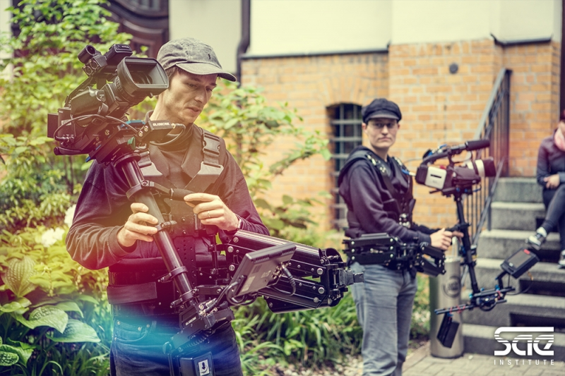 Steadicam-Workshop SAE Leipzig 3