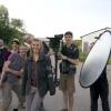 Dreharbeiten Kurzfilm in Störmthal 2